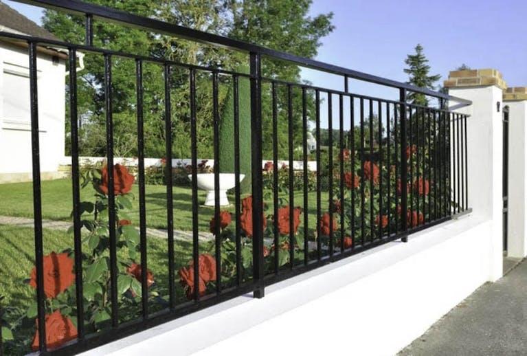 Westwood-Fence-Co.  Inc.-Iron Fence