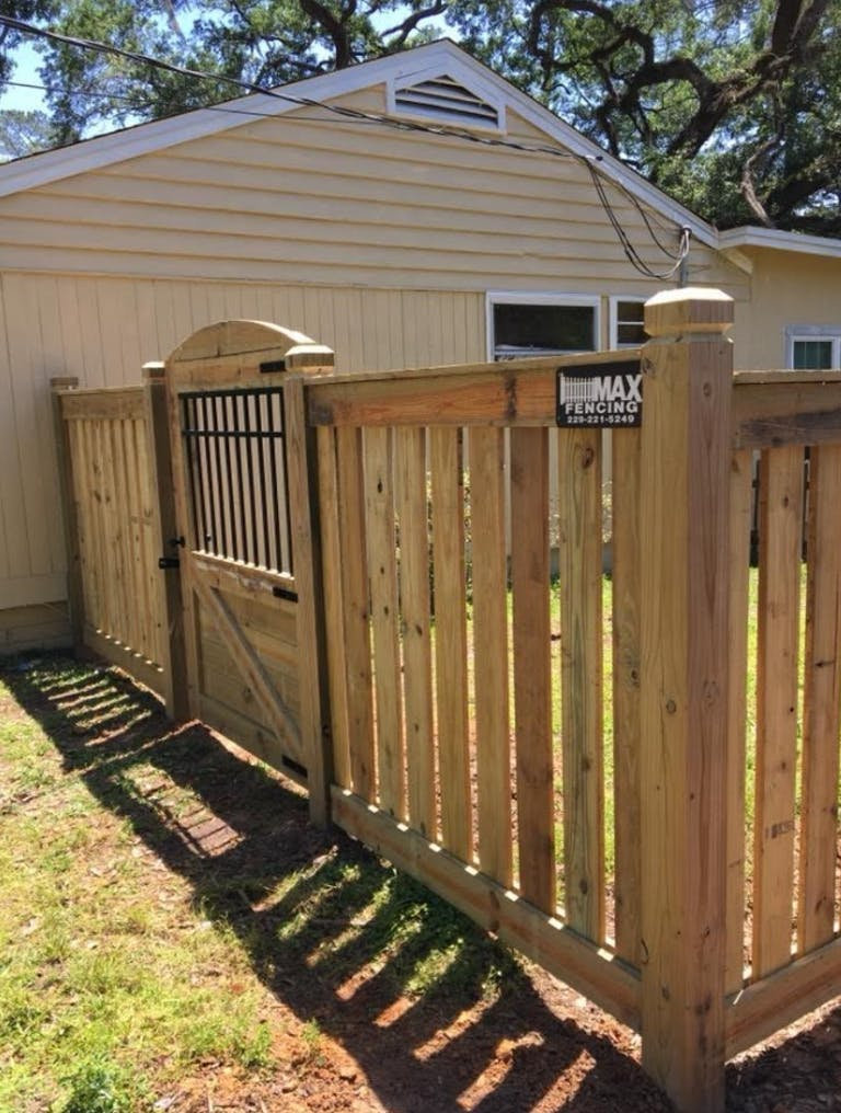 Max-Fencing-&-Construction-wooden-fence