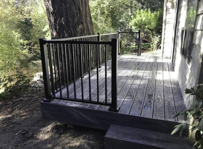 Aloha Fence & Deck-Iron Fence