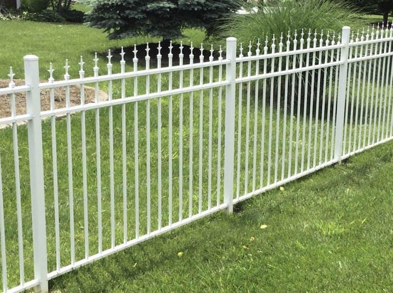 Hartlage Fence Company Iron Fence