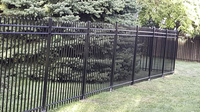 Affordable-Fencing-Iron Fence