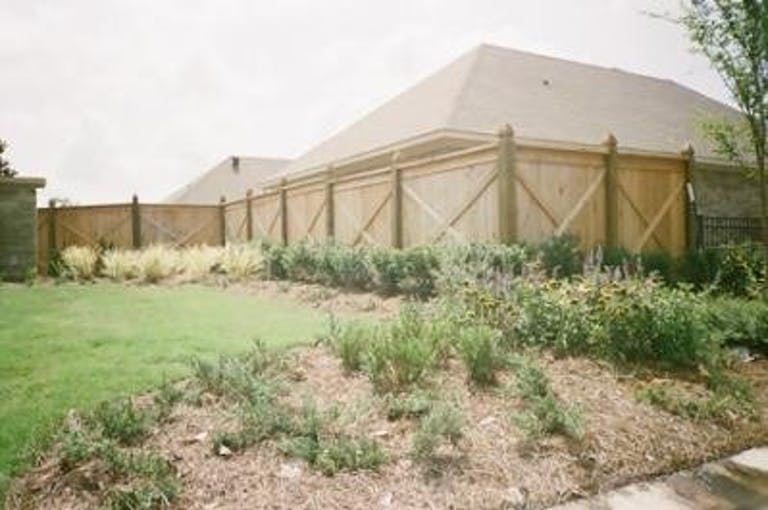 Bankston  Fence  Inc.  wooden  fence