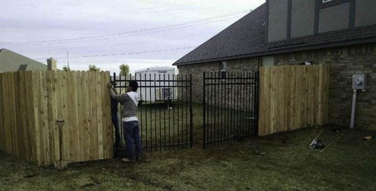 Fence Pro of Oklahoma Custom Fence