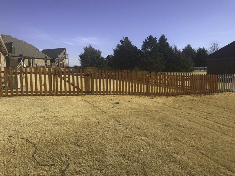 Fence Master Wooden Fence