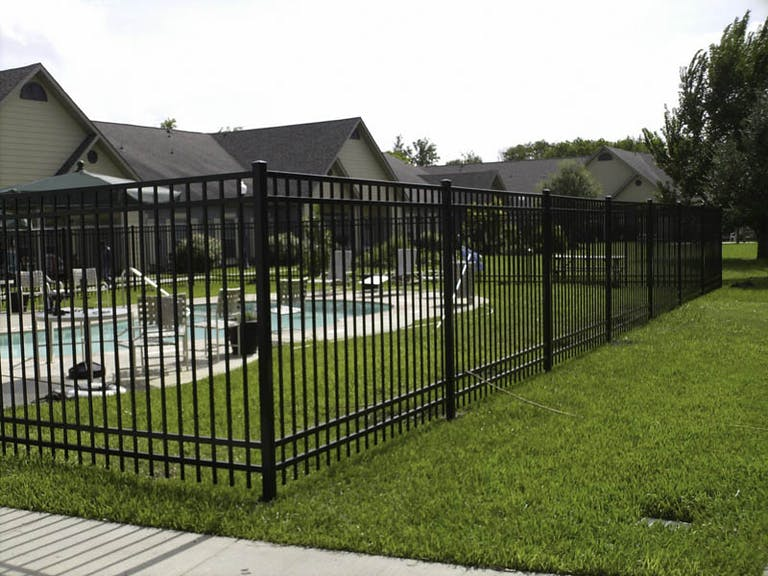 Superior Fence-Services-Iron Fence