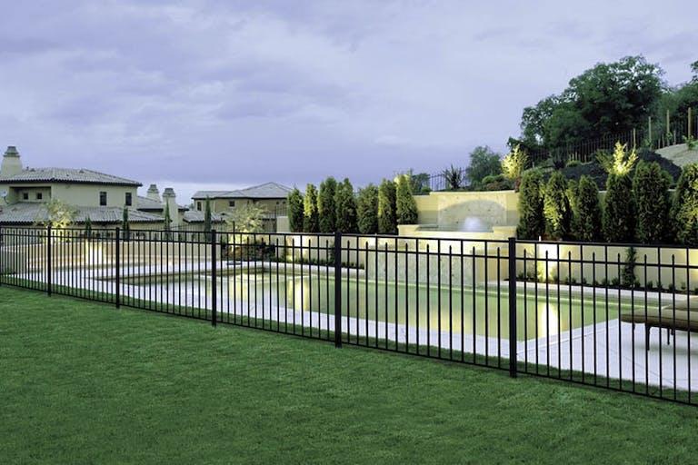Chesley-Fence-Iron Fence