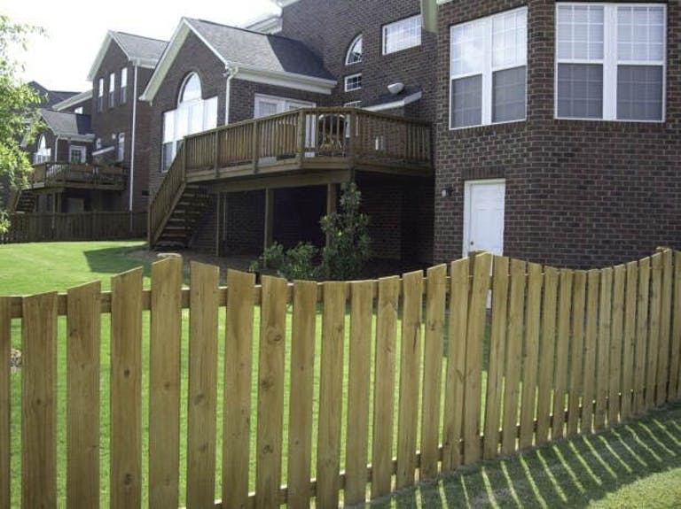 Ultimate Fencing Wooden Fence