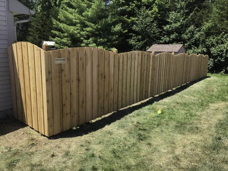 Bullseye-Fence-Design-Inc.-Wooden Fence
