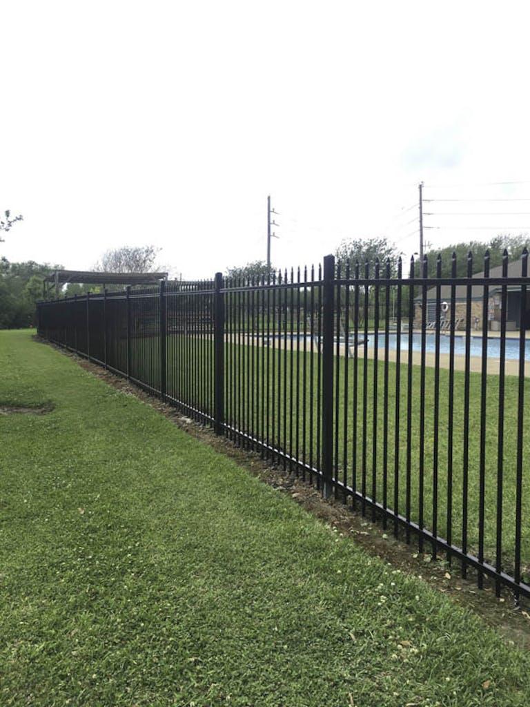 Dunn-Fence-Iron Fence