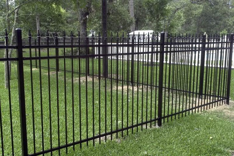 Bison-Fence-Iron Fence