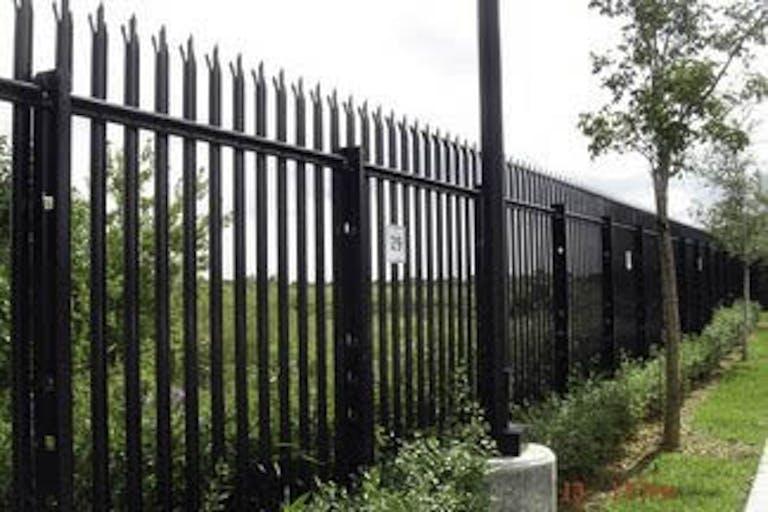 Tropic Fence Iron Fence