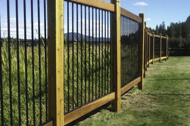 Mild-Fence-Custom Fence