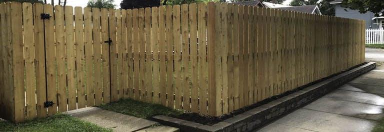 Bemboom's Fence Wooden Fence