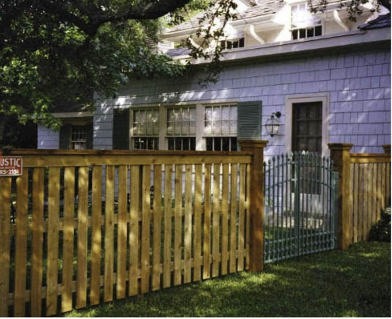 Rustic Fence Specialist Wood Fence