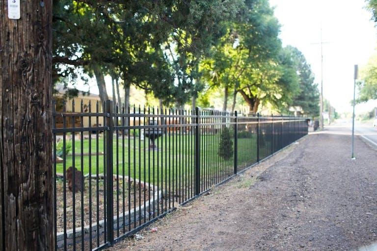 Colorado-Springs-Fence-Company-Steel-Fence