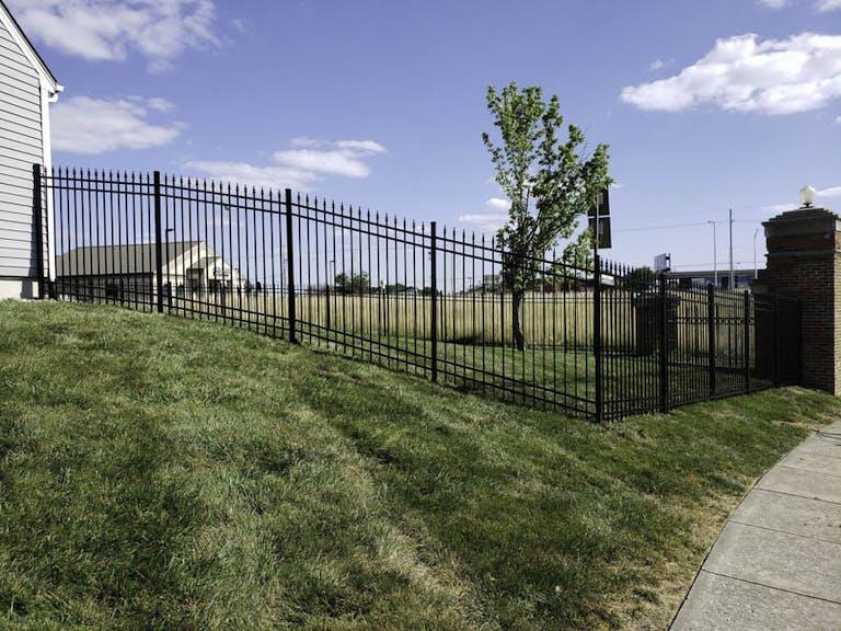Guier-Fence-Company-steel-fence