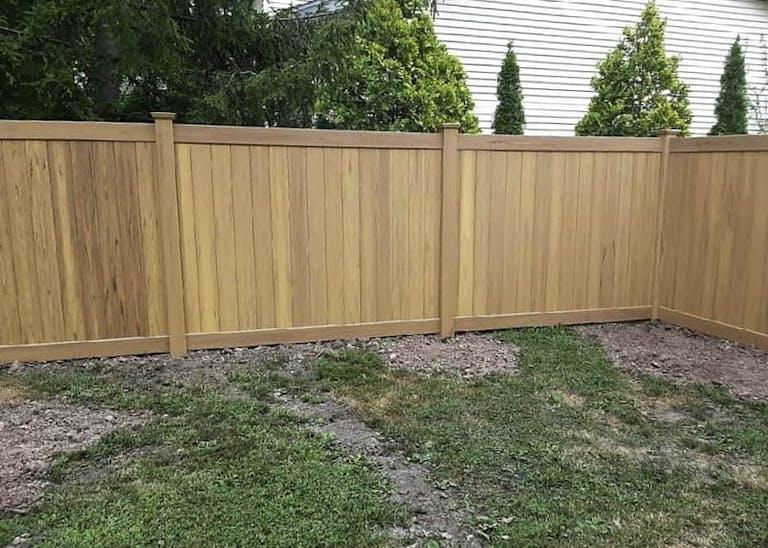 Davidson Fence Wooden Fence