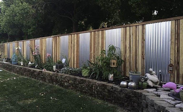 Infinity-Fence-& Storage-Custom Fence