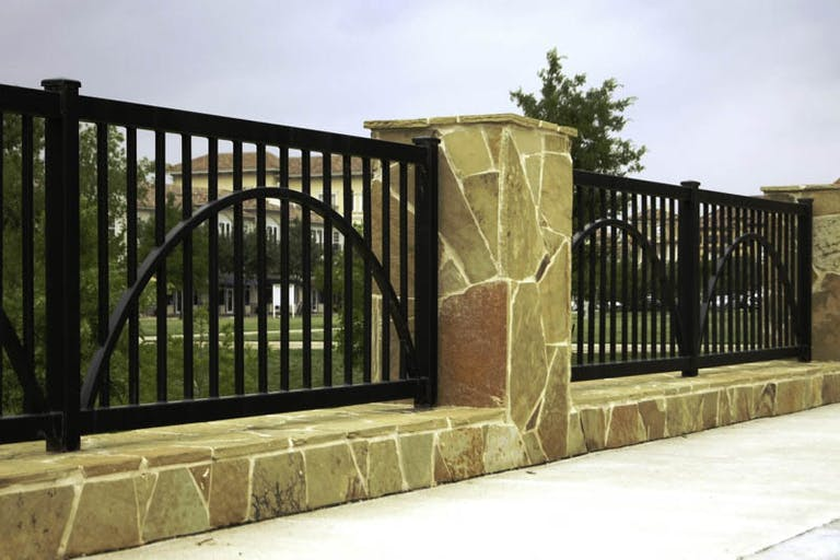 Sav-On Fence Inc. Steel Fence
