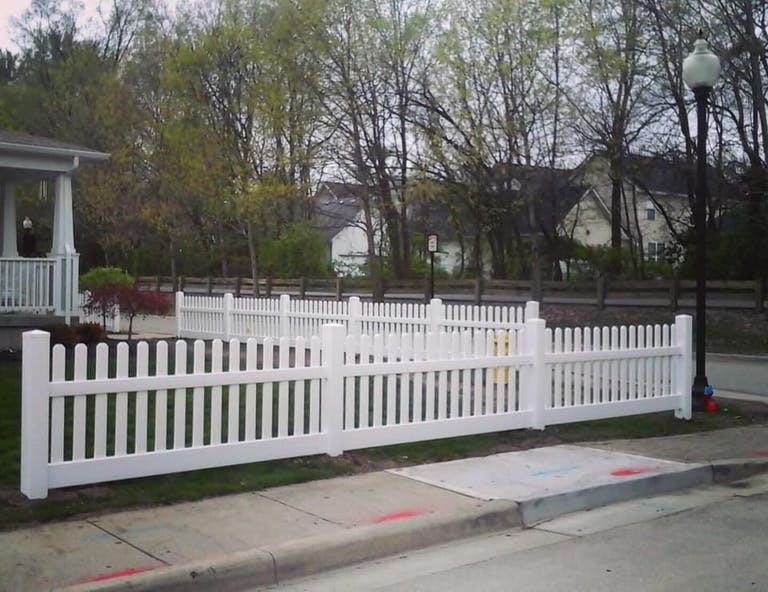 Affordable Fence Builders Wooden Fence