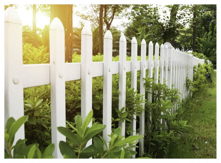 Herb Geddes Fence Co Inc Picket Fence