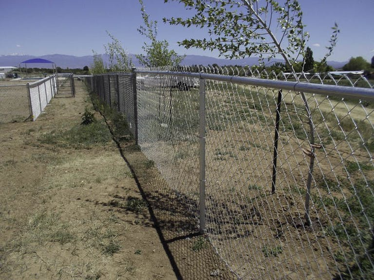 Los-Alamos-Landscaping-&-More-chain-link-fence