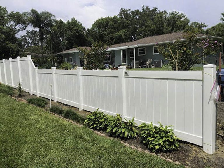 Fence Central Vinyl Fence