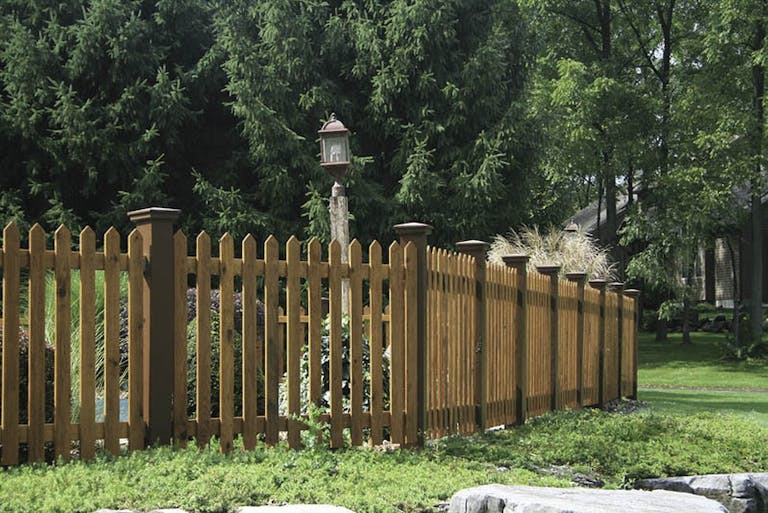 Gasparini Landscaping Co. Inc Wooden Fence