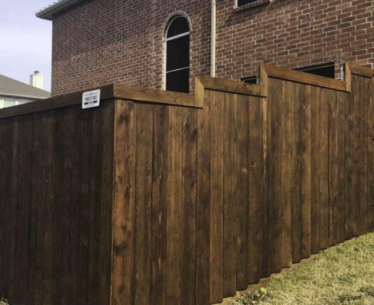 Frisco-Fence-LLC-Wooden-Fence