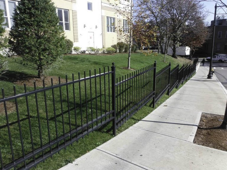 Steelco Chain Link Fence Erecting Co. Steel Fence