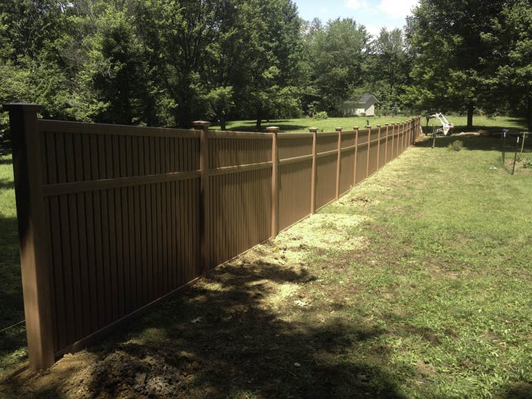 Pittsburgh-Fence-Wooden Fence