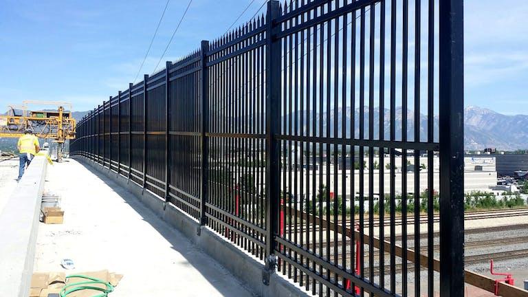 Singleton Fence steel fence
