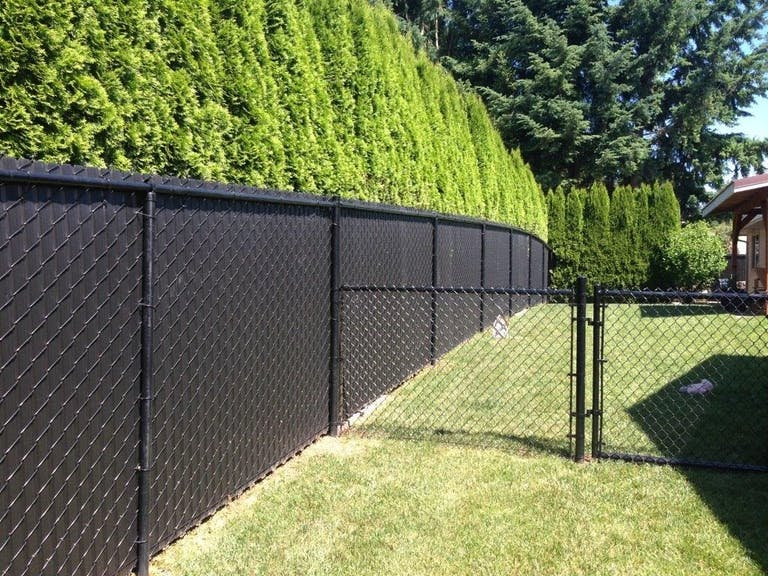 Fence Brokers Incorporated steel fence