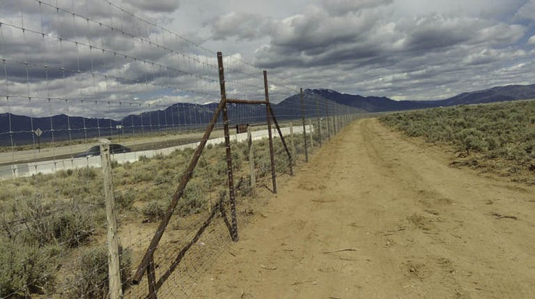 Guadalupe Mountain Fencing LLC. Wire Fence