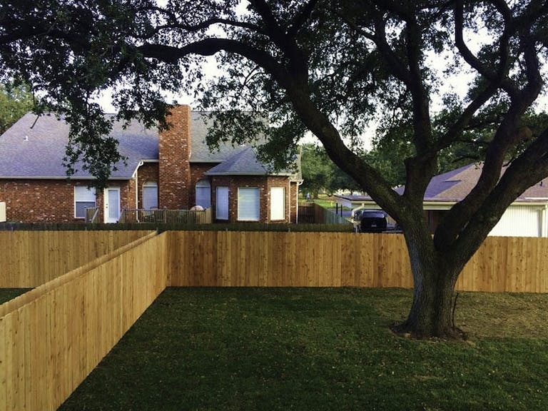 Impact-Fence-&-Deck-wooden-fence