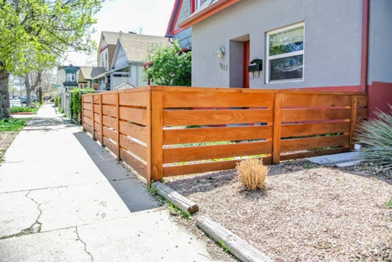Ideal-Fencing-Corp.-Wooden-Fence