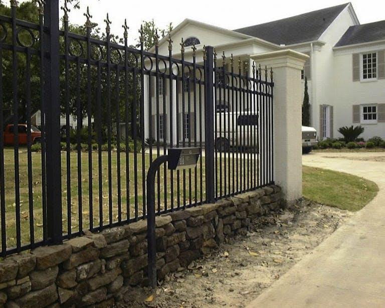 RC-Fence-Company Inc.-Iron Fence