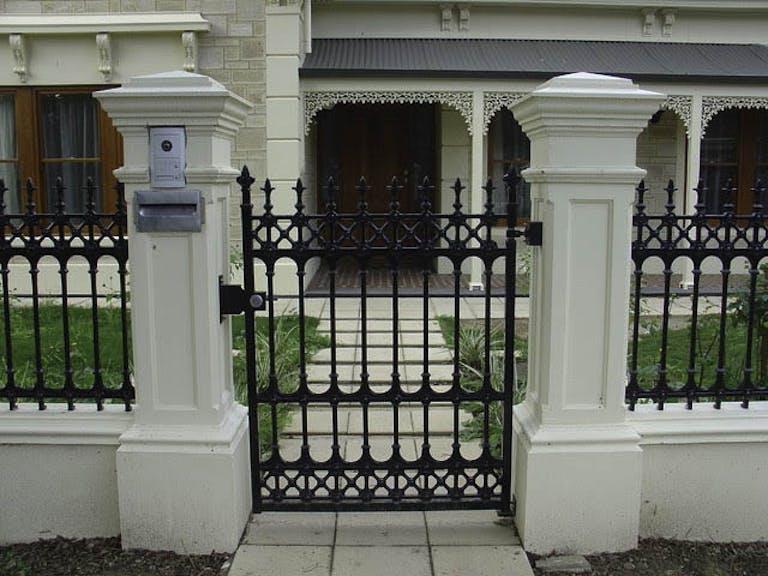 Coastal Fence and Railing Iron Fence
