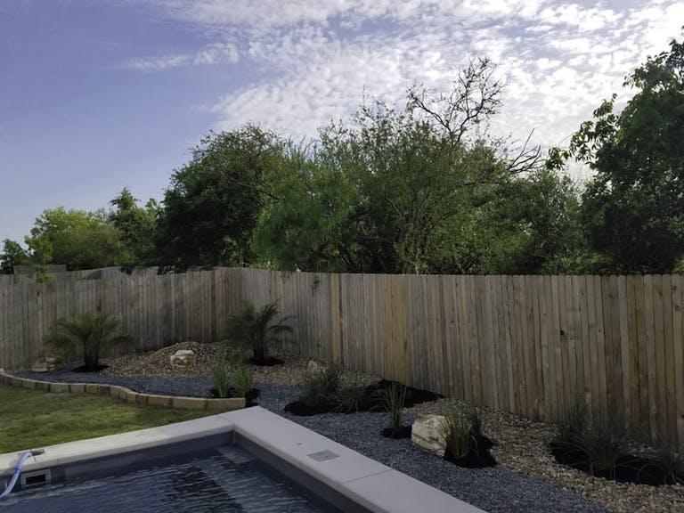 IndustriaLawn-LLC-Wooden Fence