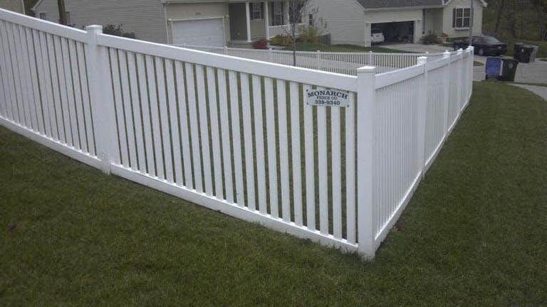 Monarch-Fence-Vinyl Fence