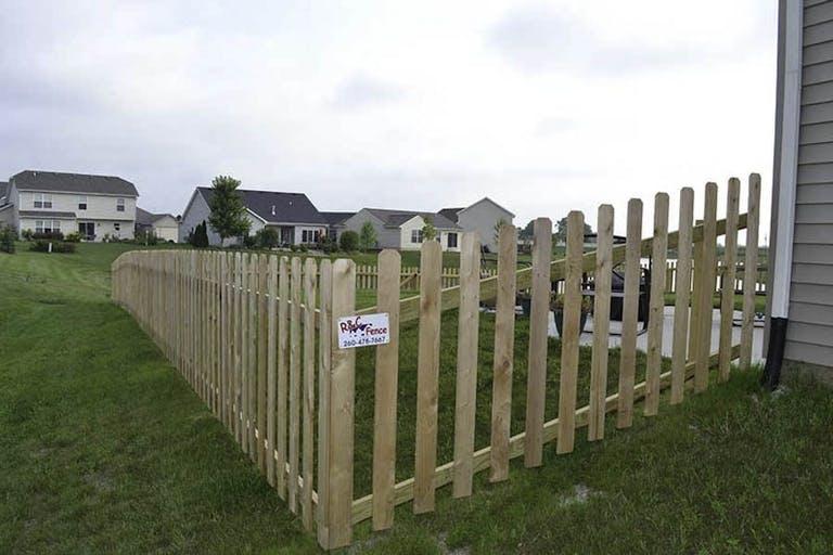 R&C-Fence-Wood Fence