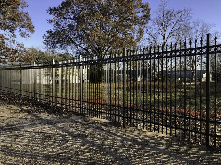 Almost-Paradise-Iron Fence