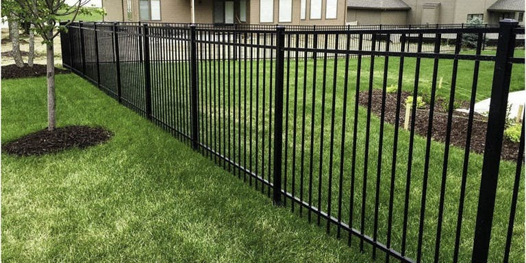 Quality-Fence-Company-Iron Fence