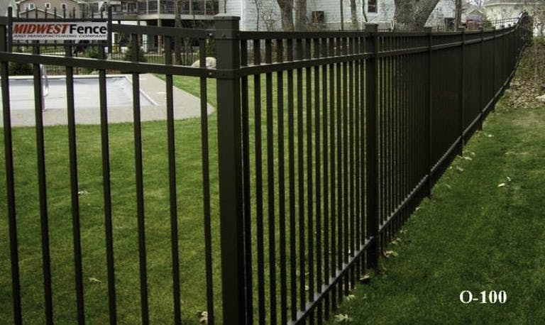 Midwest Fence Iron Fence