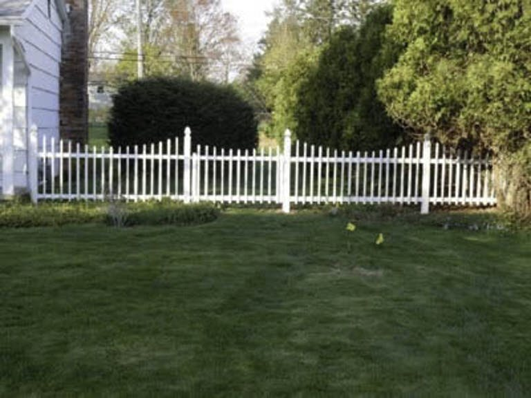 AllState Fencing Co. Wooden Fence