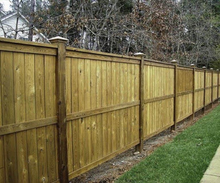Fence-Boss-Wood Fence