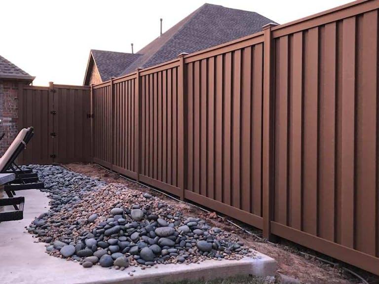 Proscape Outdoor Constructio vinyl fence