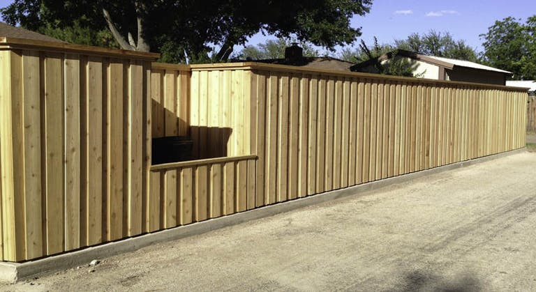 Twin Mountain Fence  Inc. Wooden Fence