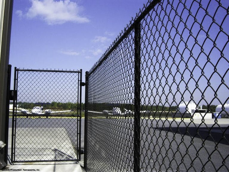 City Wide Fence Co. Chain-link Fence