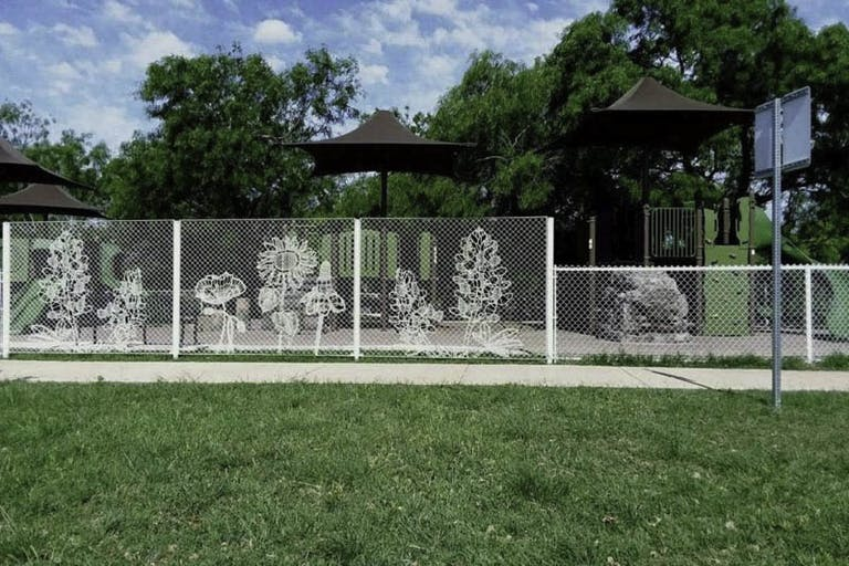 Pecos-Fencing-Inc.-Chain-link Fence